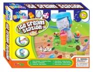 Kid's Dough voolimiskomplekt Suur jäätisemasin