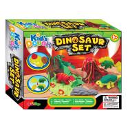 Kid's Dough voolimiskomplekt Dinosaurus