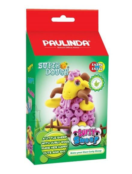Paulinda voolimiskomplekt Super Dough Lokilammas