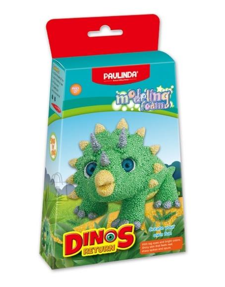 Paulinda modelleerimisvaha Dinosauruste Tagasitulek