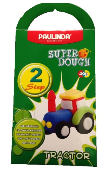 Paulinda voolimisvaha Super Dough Traktor