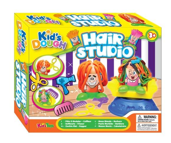 Kid's Dough voolimiskomplekt Suur juuksurikomplekt