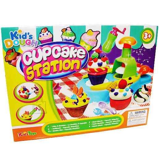 Kid's Dough voolimiskomplekt Muffinimasin