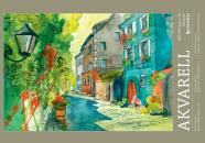 SULEMEES Akvarellplokk 280gr, 49,5*34,5cm, 72% puuvilla, 15 lehte