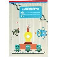 SULEMEES Lugemispäevik Robotid
