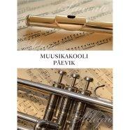 SULEMEES Muusikakooli päevik, A5 klamberköide, kartongkaas