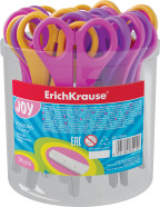 ErichKrause Käärid JOY 13,5cm, assortii