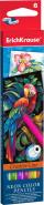 ErichKrause Värvipliiatsid, NEON Creative Line, 6 värvi