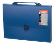 ErichKrause Lõõtsmapp sangaga A4 MEGAPOLIS 12osa, sinine