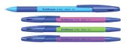 ErichKrause Pastapliiats R-301 NEON 0.7 Stick&Grip, 4 sinist