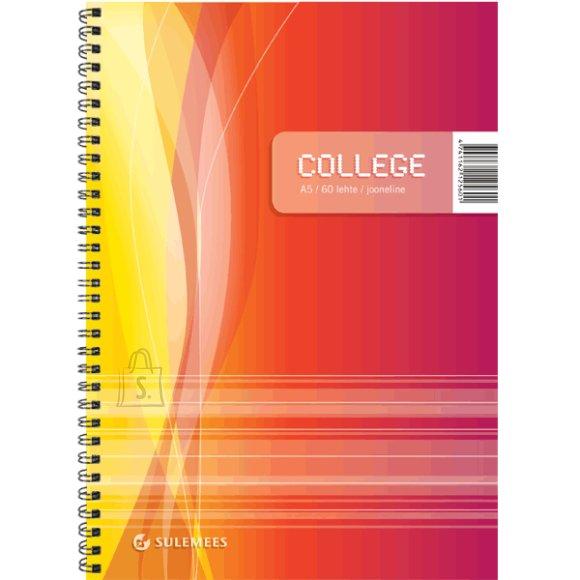 SULEMEES College A5, 60 lehte, jooneline