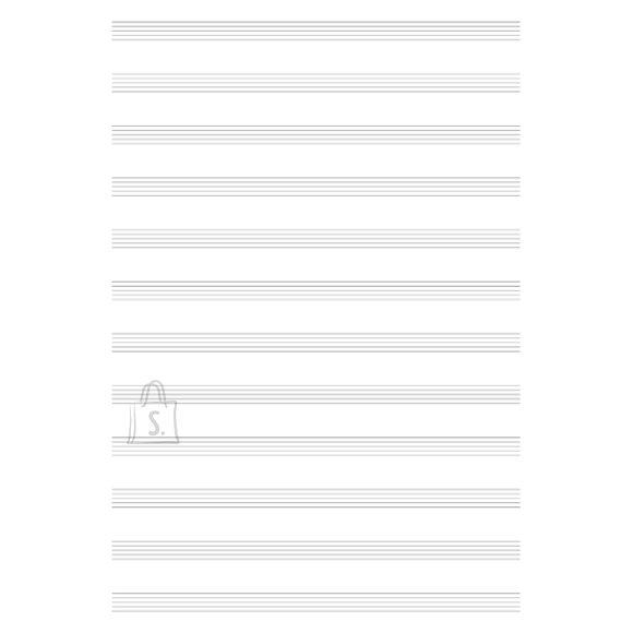 SULEMEES Noodipaber, A4, 50 lehte pakis
