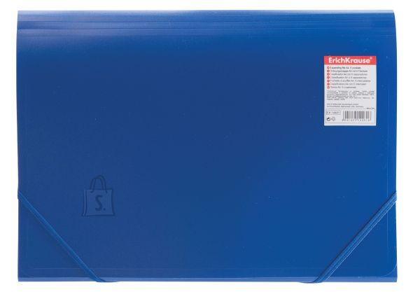 ErichKrause Lõõtsmapp A4 STANDARD 6osaline, sinine