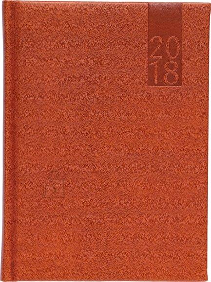 SULEMEES Raamatkalender A5 NÄDAL, vertikaaljaotus, 2018