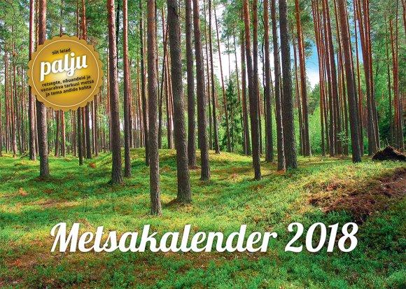 SULEMEES Metsakalender 2018