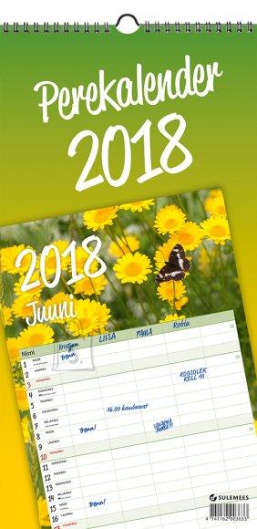 SULEMEES Perekalender 2018