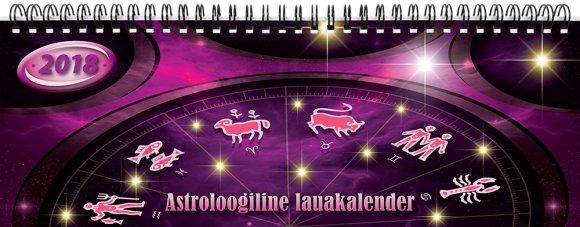 Astroloogiline lauakalender 2018
