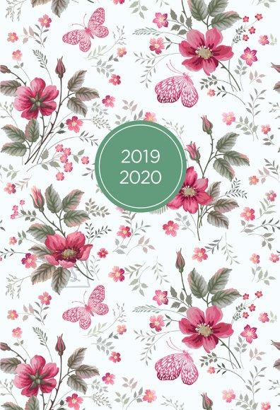 SULEMEES Väike koolipäevik, 2019/2020a, kõvaköide