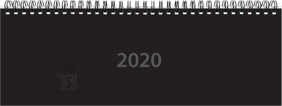 SULEMEES Lauakalender 2020a Classic, õhuke plastkaas