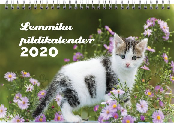 "SULEMEES Seinakalender ""Lemmiku kalender"" 2020"