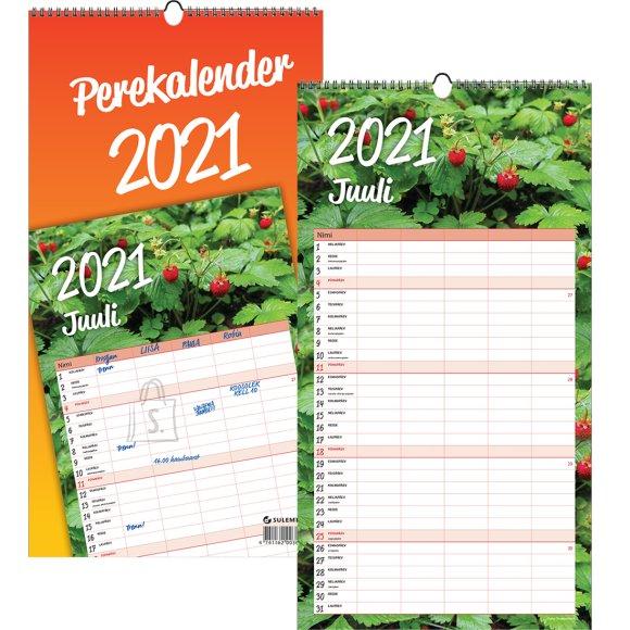 SULEMEES Perekalender 2021