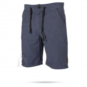 2014 Mystic Beach Walkshort Denim Blue meeste püksid