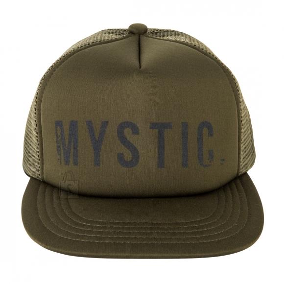 Mystic Warp nokkmüts  Green Allover
