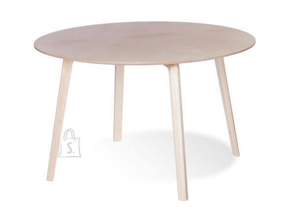 Söögilaud Milonga Ø 120 cm (nat. kask)