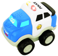 Kiddeland mänguauto Päästeauto