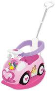 Kiddeland 4in1 auto roosa