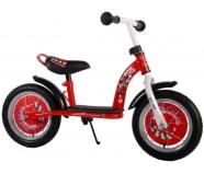 E&L Cycles Jooksuratas Disney Cars 16`` punane