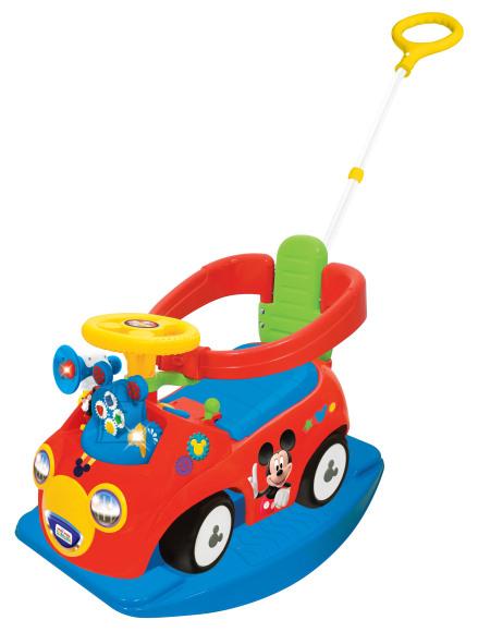 Kiddieland 4in1 auto Miki-Hiir