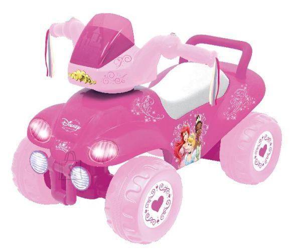 Kiddeland laste jalgadega lükatav ATV