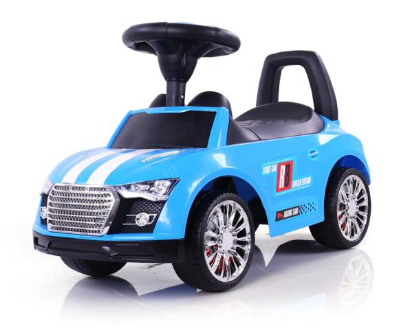 Milly Mally Pealeistutav auto Racer