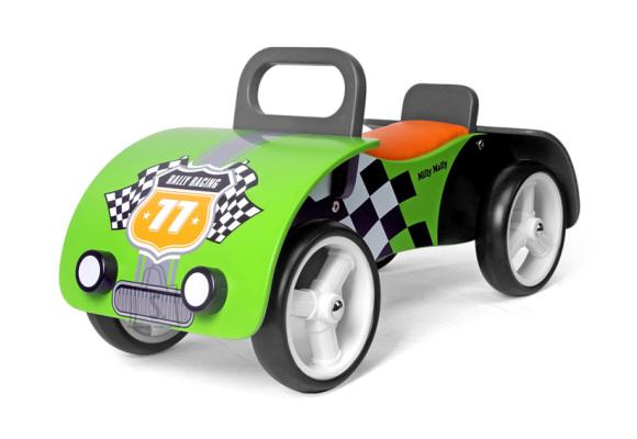 Milly Mally Pealeistutav auto Junior