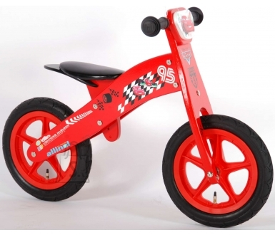 E&L Cycles Poiste jooksuratas Disney Cars
