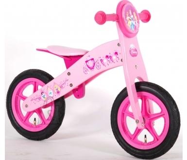 E&L Cycles Tüdrukute jooksuratas Disney Princess