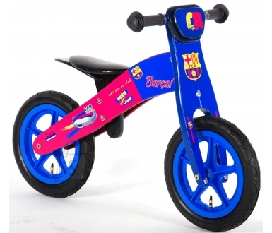 E&L Cycles Poiste jooksuratas FC Barcelona