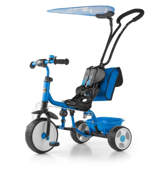 Milly Mally 3-rattaline lapsekäru Boby Deluxe