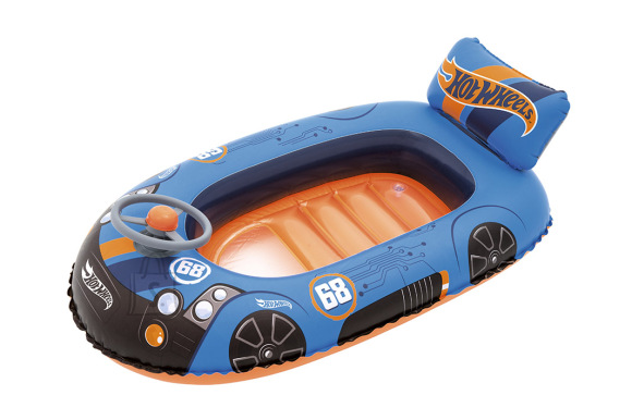 Bestway Ujumismadrats Hot Wheels