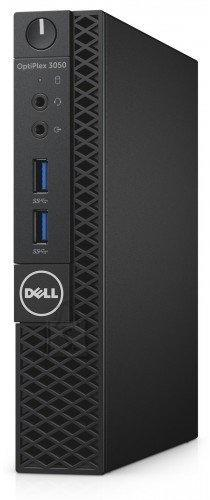 Dell DELL Optiplex 3050MFF Micro (I5-7500T 2.7Ghz, 8GB, 256GB SSD, mouse,wifi, Estonian kb, Win 10 Pro,5 yrs Prosupport)