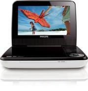 Philips kaasaskantav DVD-mängija