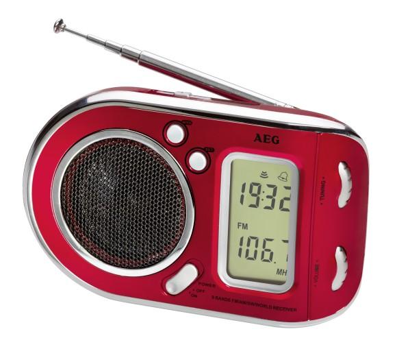 AEG raadio