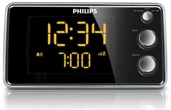 Philips kellraadio suure ekraaniga