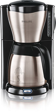 Philips kohvimasin termoskannuga 1.2L