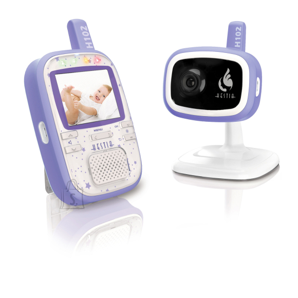 Hestia Hestia H102VF-CE Juhtmevaba Digitaalne Video Beebimonitor H102 1 monitor 1 kaamera