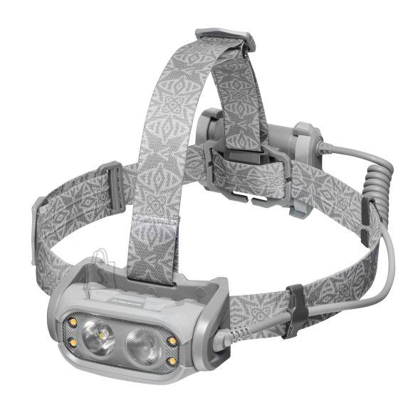 Mactronic AHL0016 topelt tulega pealamp Phantom punkt ja laia valgusega, 500lm 4 x AA