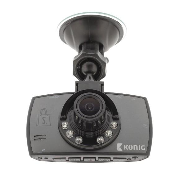 König autokaamera FULL HD SAS-CARCAM11