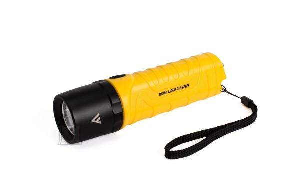 Taskulamp, Mactronic DURA LIGHT 2.3, 700lm, laetav, set (aku Li-Ion 3,7 V 4400 mAh, USB laadija), blister