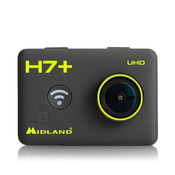 Midland Midland H7+ - 4k UHD Seikluskaamera WiFi-ga, puldiga